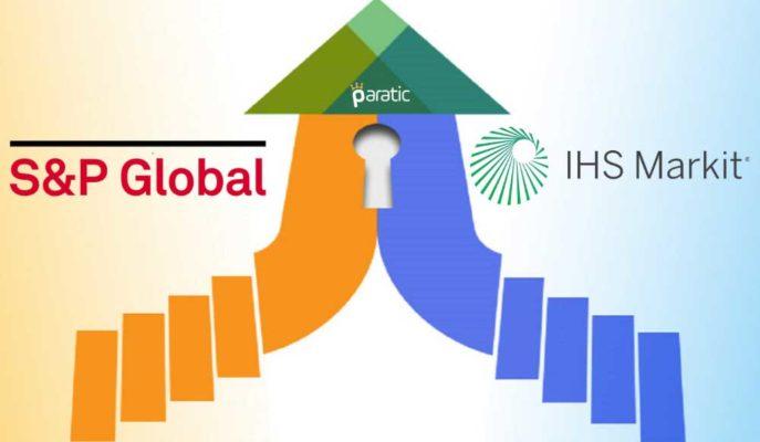 Veri Devi S&P Global, 44 Milyar Dolara IHS Markit'i Satın Alacak