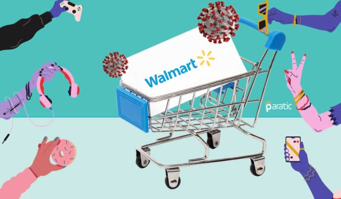 Walmart'ın Online Satışları %79 Artarken, 3Ç21 Beklentileri Aştı