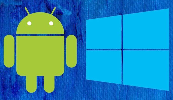 Windows 10, Android Uygulamalarını Doğrudan Çalıştırmaya Hazırlanıyor