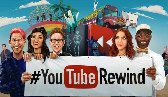 YouTube COVID-19 Nedeniyle 2020 Rewind Videosu Paylaşmayacak