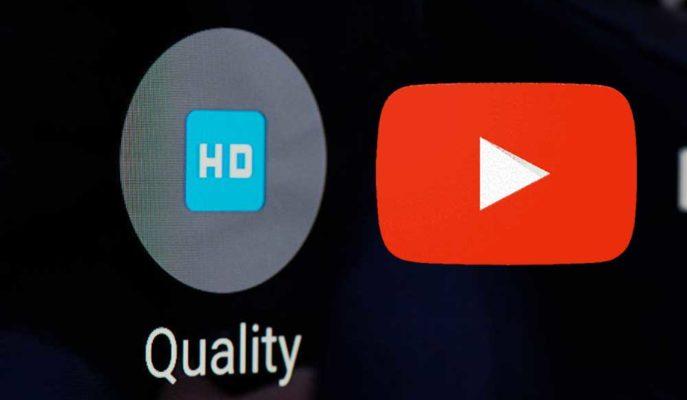 YouTube Videoların Görüntü Kalitesini Ayarlama Seçeneklerini Değiştiriyor