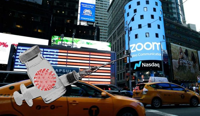 Zoom Hisseleri Aşı Haberi ile Sert Düşüş Yaşadı