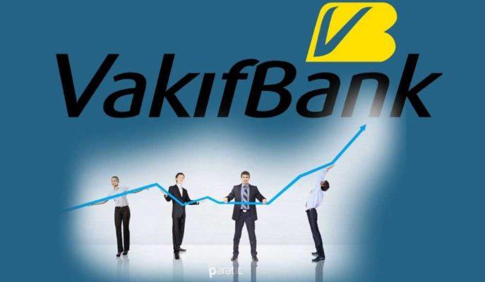 1 Milyar Euro'luk İhraca Hazırlanan Vakıfbank Hisseleri %2 Yükseldi