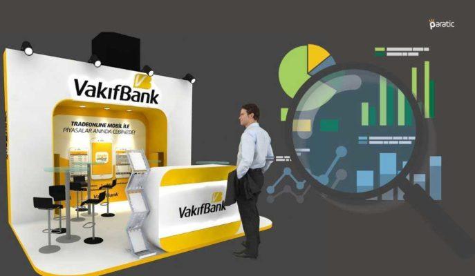 200 Milyon Euro'luk Kredi Anlaşması Yapan Vakıfbank Hisseleri %0,66 Primli