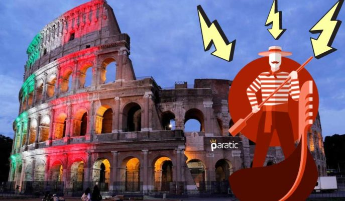 3Ç20'de İtalya İşgücü Piyasası Geçen Yıla Göre %5,9 Geride