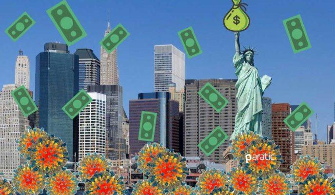 ABD'nin Onayladığı 900 Milyar Dolarlık Destek Paketi Çift Dipli Resesyonu Önleyecek