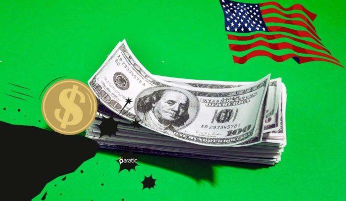 ABD Dolar Endeksi Teşvik Görüşmelerinin Yeniden Başlamasıyla Geriledi