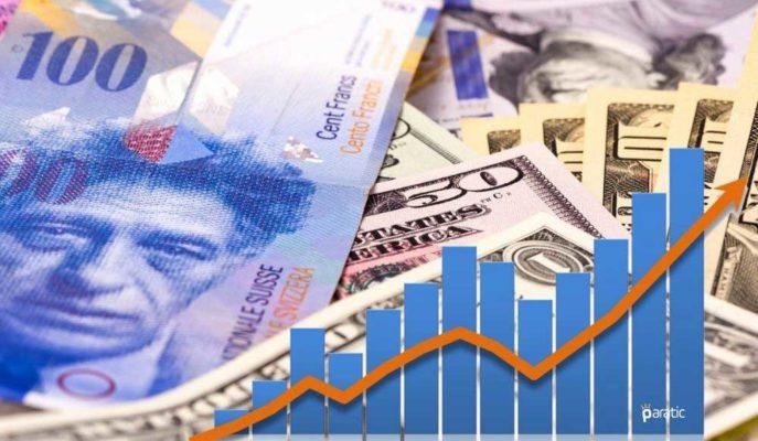 ABD Doları İsviçre Frangı Karşısında Son 5 Yılın En Düşüğüne İndi