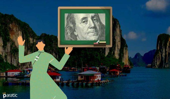 ADB Büyüme Tahminini Yükselttiği Vietnam'a 600 Bin Dolar Destek Sağladı