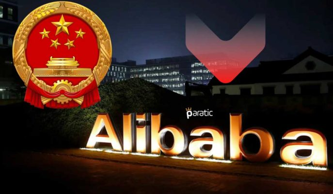 Alibaba Hisseleri Çin'in Tekel Karşıtı Soruşturma Raporlarıyla Sert Düştü