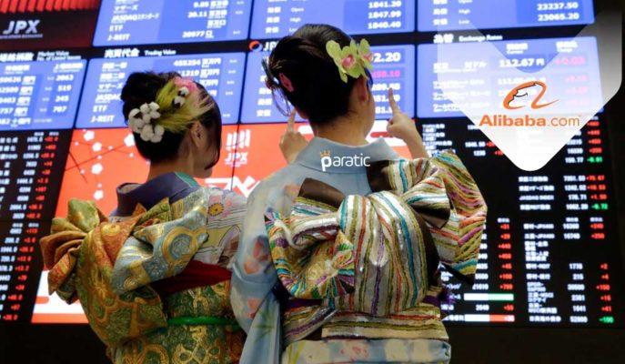 Alibaba Hisseleri Hong Kong'da Düşmeye Devam Ederken Asya Yükseliyor