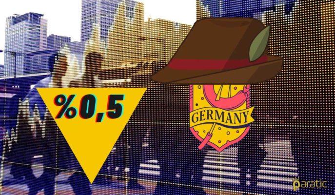 Alman Üretici Fiyatları 9 Ayın En Düşük Gerilemesini Kaydetti