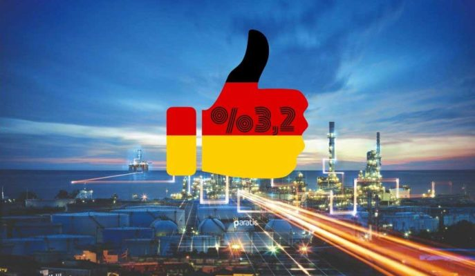 Almanya Sanayi Üretimi Ekim'de %3,2 Artsa da Salgın Öncesinden %5 Geride