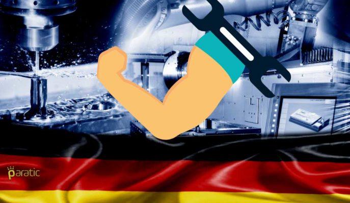 Almanya'nın İmalat Toparlanması Kasım'da Hafif İvme Kaybıyla Sürdü