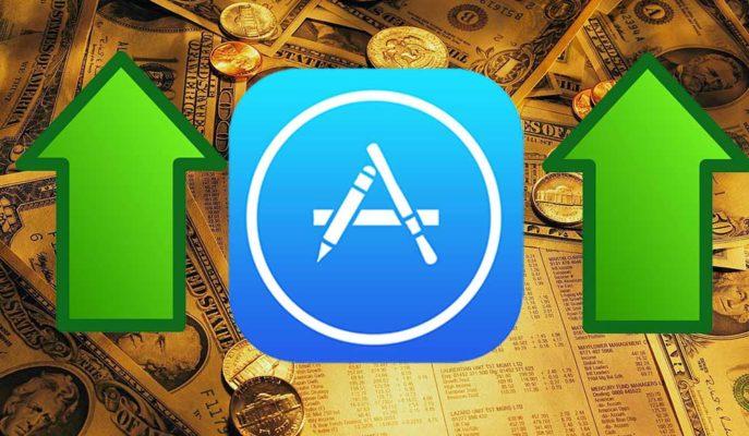 App Store'da Kullanıcı Harcamaları 2020'de Rekor Seviyeye Ulaştı
