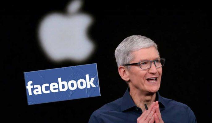 Apple CEO'su Tim Cook, Facebook'un Veri Toplamak için İzin İstemesi Gerektiğini Söyledi