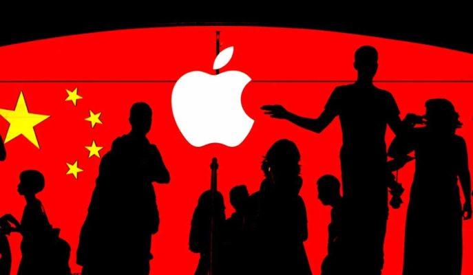 Apple Çin'deki iOS Mağazasından Lisansı Olmayan Binlerce Uygulamayı Kaldırdı