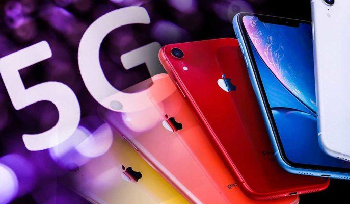 Apple Gelecekteki iPhone Modellerinde Kendi 5G Teknolojisini Kullanacak