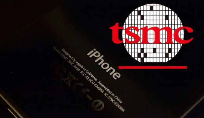 Apple, TSMC'nin 5 nm Üretim Kapasitesinin Büyük Bölümünü Kendisine Ayırdı