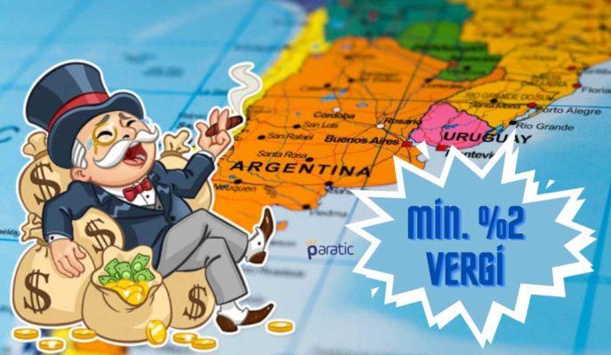 Arjantin Covid-19 Etkilerini Milyoner Vergisiyle Silecek