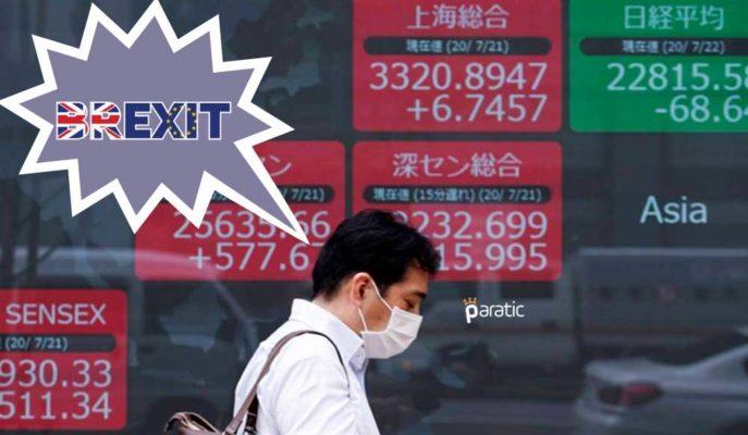 Asya Borsaları Brexit Anlaşması Belirsizliğiyle Karışık Seyrediyor