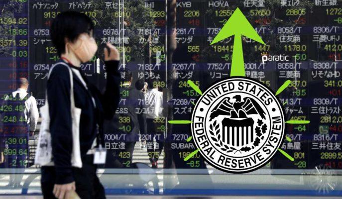 Asya Hisseleri, FED'in Ekonomiye Destek Taahhütleriyle Yükseldi
