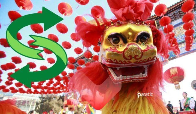 Asya Hisseleri Yılbaşı Gecesi için Erken Kapanışlarla Karışık Seyretti