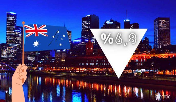 Avustralya İşsizlik Oranı Victoria Sıçramasıyla Kasım'da %6,8'e Düştü