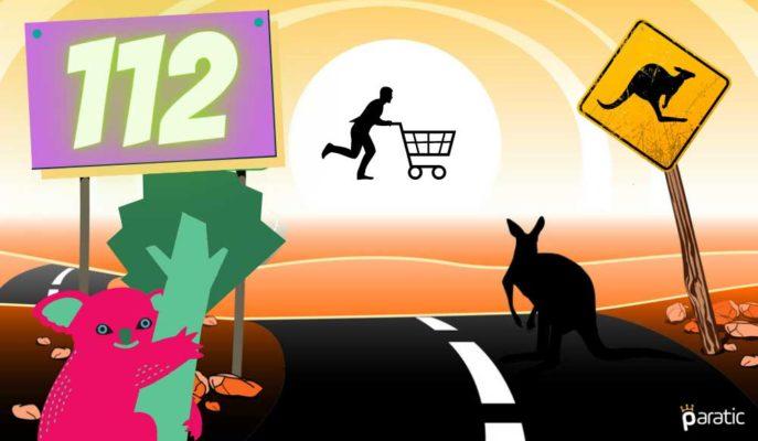 Avustralya'da Tüketici Güveni Aralık'ta 10 Yılın Zirvesine Yükseldi