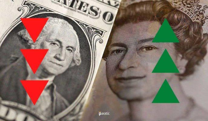 Sterlin, Faiz Değişikliği Yapmayan BoE Kararıyla Dolar Karşısında Sert Yükseldi