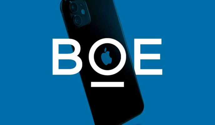 BOE, iPhone 12 Modellerine OLED Tedarik Etmeye Başlıyor