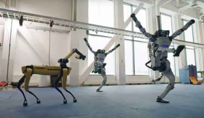 Boston Dynamics'in Paylaştığı Son Video Robotlarının Geldiği Seviyeyi Ortaya Koyuyor