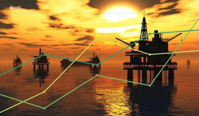 Brent Petrolün Varil Fiyatı 52 Doları Aşarken, WTI 49'a Dayandı