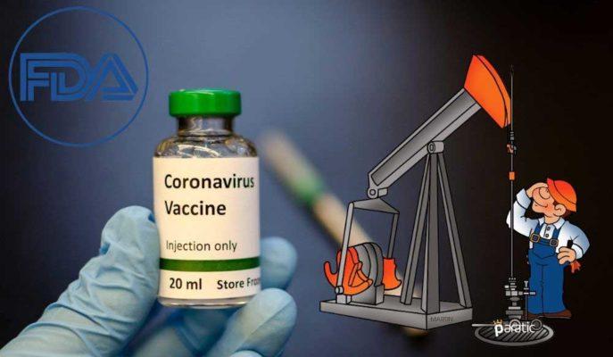 Brent Petrol FDA'nın Aşı Onayıyla Mart'tan Bu Yana İlk Kez 50$ Üstünde