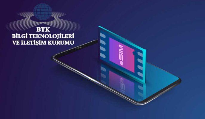 BTK'nın Yerli ve Milli Kaynaklarla Geliştirdiği eSIM Teknolojisi Tanıtıldı