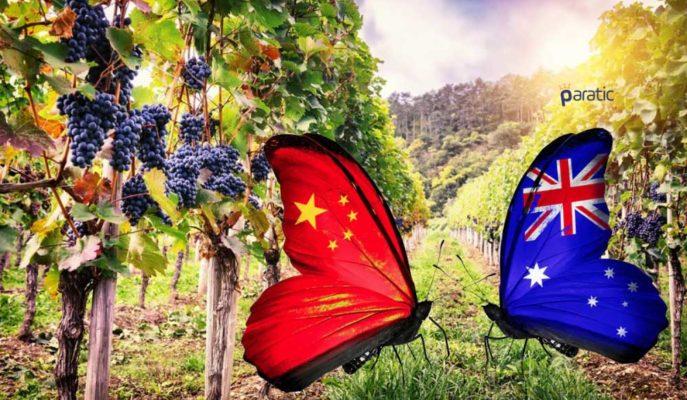 Çin Avustralya Şarabına Geçici Sübvansiyonlar Koymaya Hazırlanıyor