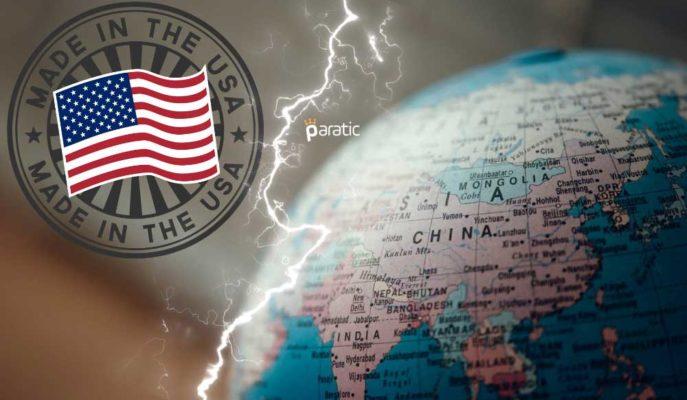 Çin Birinci Aşama Anlaşmaya Rağmen ABD'den Yeterli Alım Yapmıyor