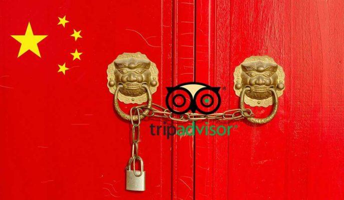 Çin Hükümeti Aralarında TripAdvisor'ın Olduğu 100'ü Aşkın Uygulamayı Yasakladı