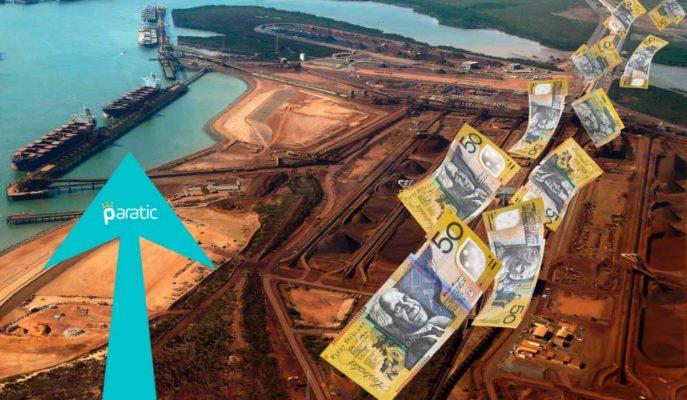 Çin Gerilimiyle Avustralya Doları ve Demir Cevheri Fiyatları Yükseliyor