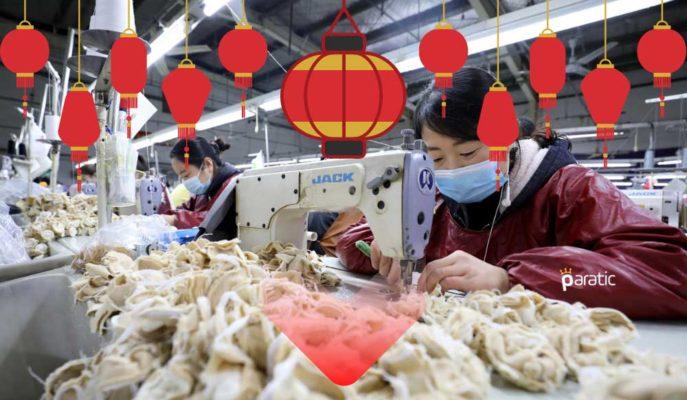 Çin'in Fabrika Faaliyeti 2020 Aralık'ta Yavaş Genişlemeye İşaret Etti