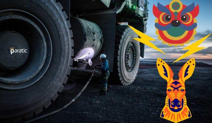 Çin'in Kömür Hamlesi Avustralyalı Madencilerin Hisselerini Düşürdü