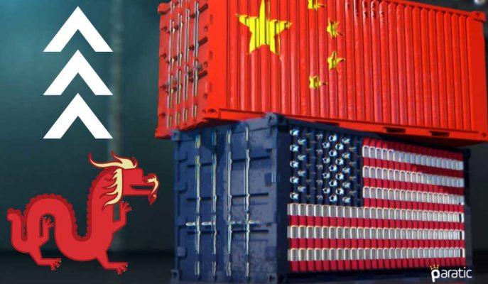 Çin'in Ticaret Fazlası Kasım'da 75 Milyar Dolarlık Rekor Seviyeye Ulaştı