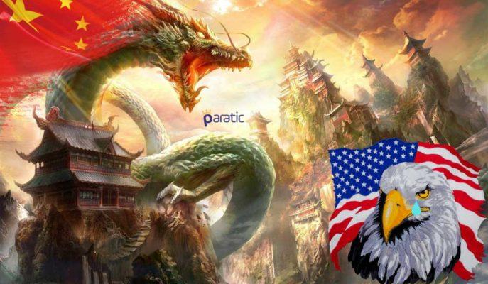 CNBC CFO Anketi: Çin ABD Ekonomisini Geride Bırakmaya Devam Ediyor