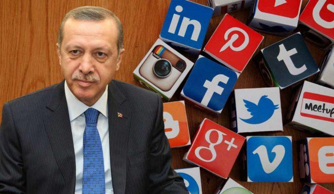 Cumhurbaşkanı Erdoğan Sosyal Medya Şirketlerine Yönelik Hukuk Vurgusu Yaptı