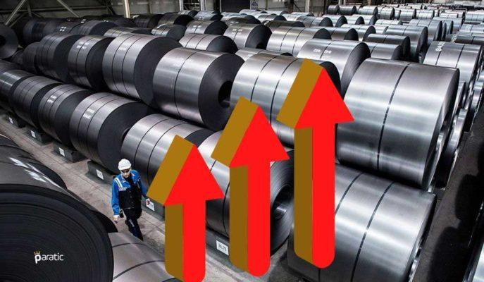 Çin'de Artan Talep Demir Vadelilerini 144 Doların Üzerine Taşıdı