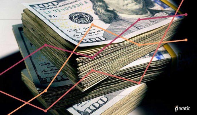 Dolar, Dış Borcun Milli Gelirin %60'ına Ulaşmasıyla 7,49'a Yükseldi