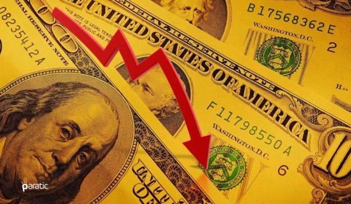 Dolar Faiz Artışı Beklentisinin Artmasıyla 7,63'e Kadar Geriledi
