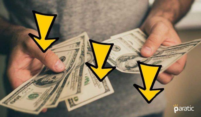 Dolar, Piyasanın Enflasyon Yorumlarını Sürdürmesine Rağmen Düşüşte