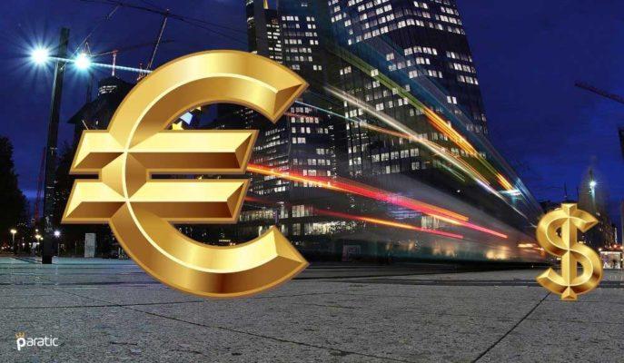 ECB'nin Varlık Alımını 500 Milyar Euro Artırmasıyla, EUR/USD %0,5 Yükseldi