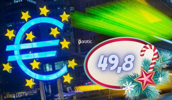 Euro Bölgesi Öncü PMI Aralık'ta Daha Güçlü Sinyaller Veriyor